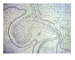 Cleveland Map Cleveland Golden Section Project Archives The Cleveland Golden