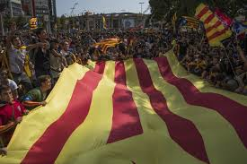 catalonia u0027s banned independence referendum plunges spain into