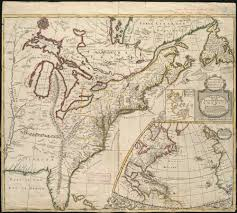 Map Of Maryland And Virginia by File A New Map Of The English Empire In America Viz Virginia