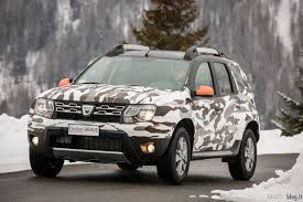 renault duster 2014 dacia duster brave edition front quarter indian autos blog