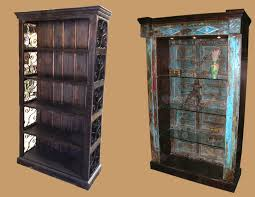 Dark Bookcase Solid Wood Bookcases In San Diego San Diego Rustic Furniture