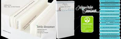 Best Foam Crib Mattress Mattresses Best Memory Foam Crib Mattress Moonlight Slumber
