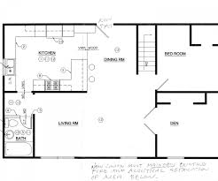 massive house plans enthralling kitchen shaped houses on house plans plans together