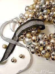5 steps to get the ornament wreath hometalk