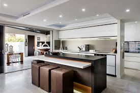 Indoor Kitchen Backless Bar Stools In Kitchen Contemporary With Indoor Outdoor