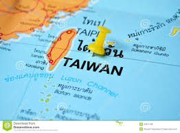 Taiwan Map Asia by Taiwan On Map Royalty Free Stock Photos Image 6838468