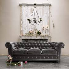 decorations chesterfield sofa design with tufted leather for
