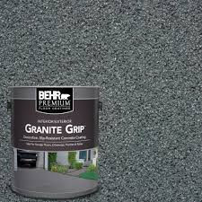 Non Slip Floor Coating For Tiles Sure Step 1 Gal Acrylic Gray Pearl Anti Slip Concrete Coating Su