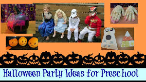 halloween party ideas for preschool kids pinterest easy