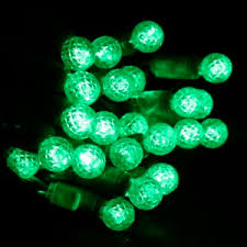 50 g12 green led lights