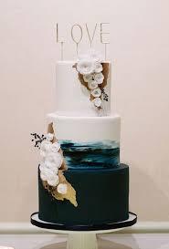 contemporary wedding cakes best 25 modern wedding cakes ideas on wedding cakes