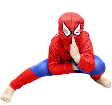 Spiderman Halloween Costumes Kids Costumes Thailand Picture Detailed Picture Party