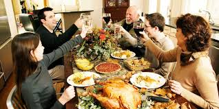 family at thanksgiving dinner 10 tips on how to gobble without the guilt huffpost