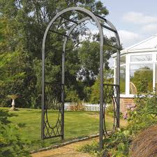rowlinson steel round top arch departments diy at b u0026q