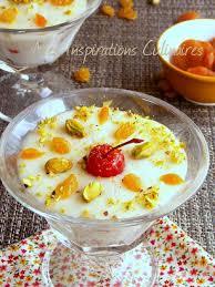 poudre de riz cuisine mhalbi creme dessert au riz pour ramadan recette poudre de riz