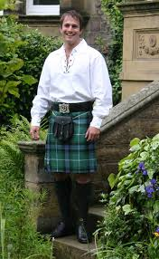 seven yard traditional kilt by scotweb