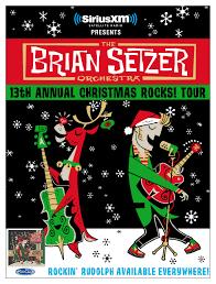 the brian setzer orchestra rocks tour