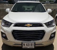 chevrolet captiva interior chevrolet captiva 2016 review bahrain yallamotor
