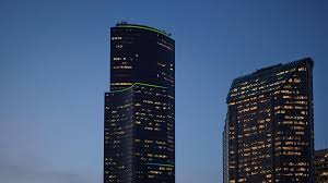 seattle city light change of address score seattle s tallest tower installs new system to light up when