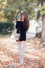 best 25 dress with boots ideas on pinterest knee high boots