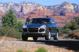 pre owned 2003 to 2010 porsche cayenne