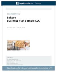 business plan template create a free business plan