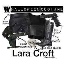 Lara Croft Tomb Raider Halloween Costume 10 Halloween Costume Images Costumes