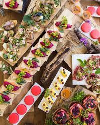 wedding food drink u0026 menus martha stewart weddings