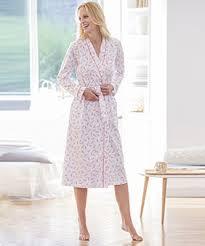robe de chambre femme coton robe de chambre et peignoir femme damart