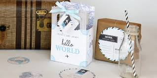 precious cargo baby shower boy baby shower themes by babyshowerstuff