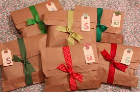 christmas wrap bags i think i am in with wrapping in brown paper bags i never knew