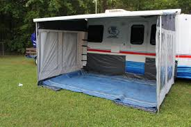 Rv Awning Screen Room On Going Projects