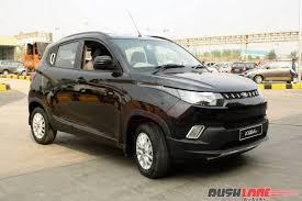 mahindra mahindra kuv100 review first drive petrol and diesel