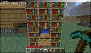 Minecraft Bookshelf Placement Minecraft Tarnation