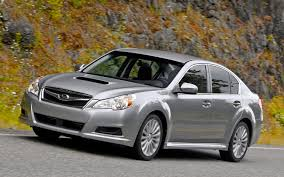 2012 subaru legacy information and photos zombiedrive