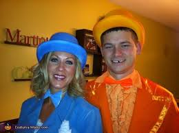 dumb and dumber costumes dumb and dumber couples costume photo 2 2