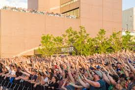 save the date for rock the garden 2018 at the walker art center