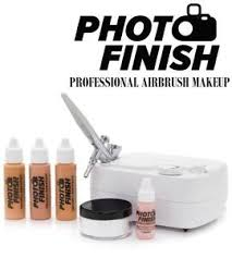 best professional airbrush makeup system photo finish professional airbrush makeup kit system light