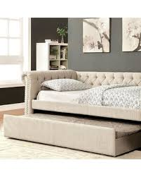 fall savings on leanna collection cm1027bg f bed full size daybed