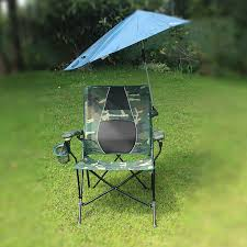 Folding Chair With Canopy Top by The Most Comfortable Outdoor Chairs By Strongback