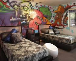 Best Graff At Home Images On Pinterest Graffiti Bedroom - Graffiti bedroom