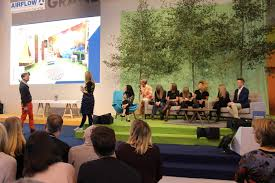 our design concept was selected to appear at grand designs live in