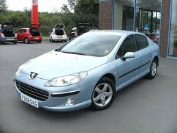 blue peugeot for sale used peugeot 407 2009 petrol 2 0 se 4dr saloon blue manual for sale