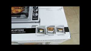 Farberware Toaster Oven 103738 Farberware Countertop Oven With Convection And Rotisserie Feature