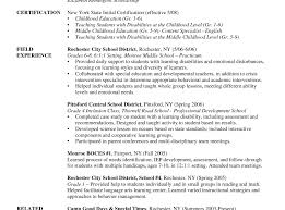 resume exles for teachers student resume corol lyfeline co template doc temp