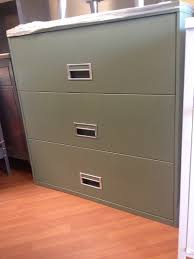 Lateral File Cabinets by Vintage Steel Lateral File Cabinets