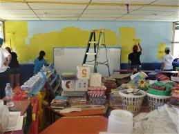 madera interact san antonio kindergarten classroom rotary club