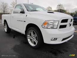 2011 dodge ram 1500 extended cab bright white 2011 dodge ram 1500 sport r t regular cab exterior