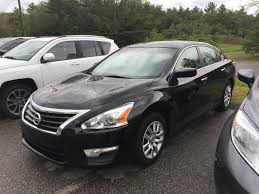 nissan altima headlights 2013 nissan altima s automobile barre massachusetts n a