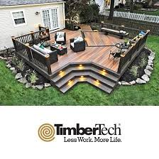 Small Backyard Deck Patio Ideas Best 25 Low Deck Designs Ideas On Pinterest Low Deck Backyard